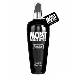 Moist Silicone Lotion - 4 Fl. Oz.