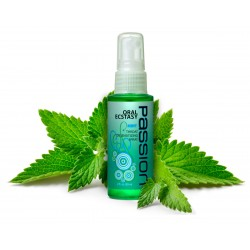 Oral Ectasy Mint Flavored Deep Throat  Numbering Spray 2 Oz