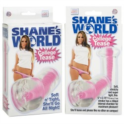 Shanes World Strokers College Tease - Pink