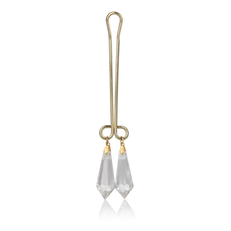 Intmate Play Clitoral Jewelry - Crystals