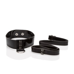 Diamond Leash and Collar Set
