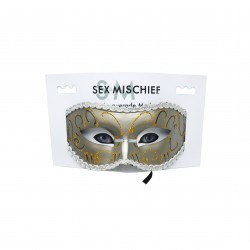 Sex and Mischief Masquerade Mask