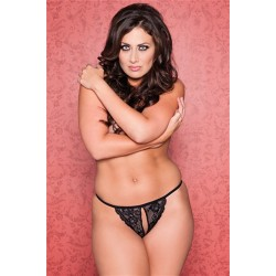 Tina Thong - Queen Size - Black