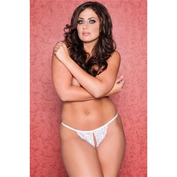 Tina Thong -  Queen Size - White