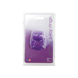 Climax Juicy Ring - Purple