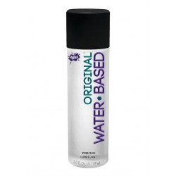 Wet Original Water Based Lubricant - 3.0 Fl. Oz.