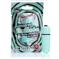Vooom Bullets Mini-Vibes - Each - Kiwi-Mint