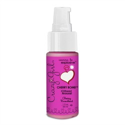 Crazy Girl Cherry Bomb Clitoral Arousal  - Cherry Knockout 1 Oz