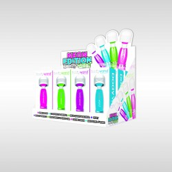 Bodywand Mini Neon Edition - 12 Pc Display