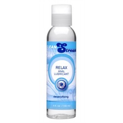 Relax Desensitizing Anal Lubricant - 4 Oz