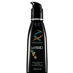 Hybrid Water &amp Silicone Blended Lubricant - 4 Fl.  Oz. / 120 ml