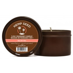 3 in 1 Isle of You Candle With Hemp - 6 Oz.