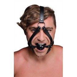 Head Harness + Ball Gag 1.65&quot