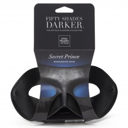 Fifty Shades Darker Secret Prince Masquerade Mask