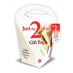 Just the 2 of Us Gift Bag