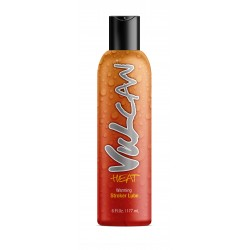 Vulcan Heat Warming Stroker Lube - 6 Fl. Oz.