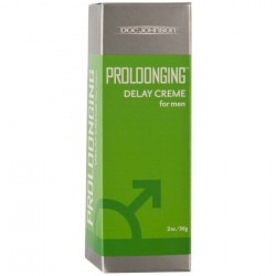 Proloonging Delay Cream for Men - 2 Oz. - Boxed