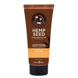Hemp Seed Hand &amp Body Lotion - 7 Fl. Oz. - Dreamsicle