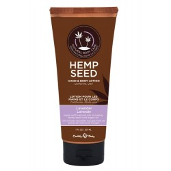 Hemp Seed Hand &amp Body Lotion - 7 Fl. Oz. - Lavender