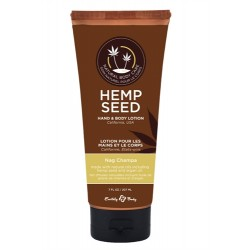 Hemp Seed Hand &amp Body Lotion - 7 Fl. Oz. - Nag Champa