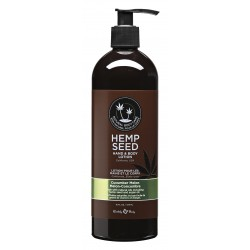 Hemp Seed Hand &amp Body Lotion - 16 Fl. Oz. - Cucumber Melon