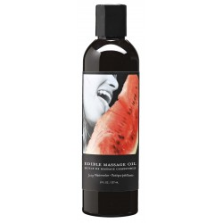 Watermelon Edible Massage Oil 8 Oz
