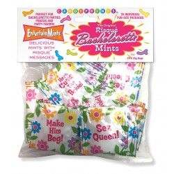 Risque Bacherlorette Mints - 25 Individual Fun Size Packages