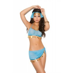 Harem Hottie Set - One Size - Turquoise