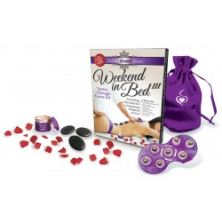 Weekend in Bed 3 - Tantric Massage Activity Kit