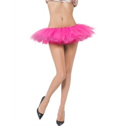 Short Tutu - One Size - Pink