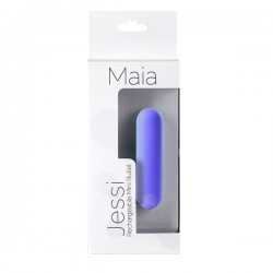 Maia Jessi Purple Mini Bullet