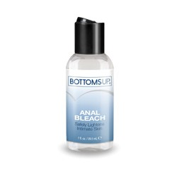 Bottoms Up Anal Bleach - 1 oz Clear