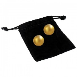 CG Pleasure Balls 24K Gold...