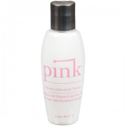 Pink - Silicone Lubricant -...