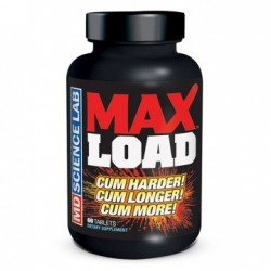 Max Load - 60 Count Bottle