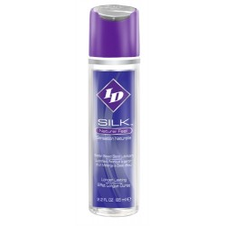ID Silk Silicone and Water Blend Lubricant 2.2 Oz