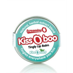 Kissoboo Tingly Lip Balm - Each - Kissomint