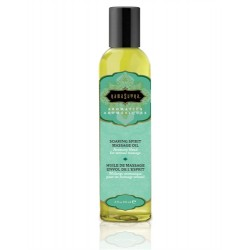 Aromatic Massage Oil - Soaring Spirit 8 Fl Oz