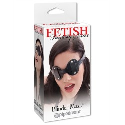 Fetish Fantasy Series Blinder Mask - Black