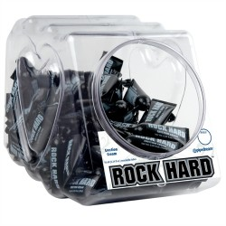 Rock Hard 10 ml. 100 Count Fishbowl