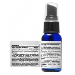 Passion Performance Male Numbering Spray 1 Fl Oz
