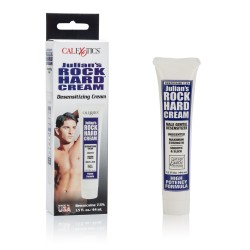 Julians Rock Hard Cream 1.5 Flz 44 ml