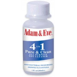 Ae 4-in-1 Pure and Clean Toy Cleaner - 1fl Oz