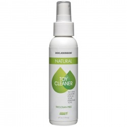Natural Toy Cleaner Spray - Triclosan Free - 4 Fl. Oz./ 118 ml