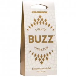 Buzz Liquid Vibrator - 0.23 Fl. Oz. / 7 ml