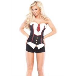 School Girl Corset - Small
