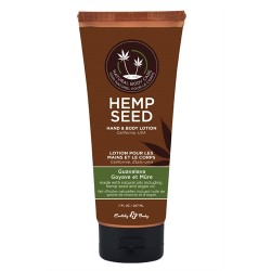 Hemp Seed Hand &amp Body Lotion - 7 Fl. Oz. - Guavalava