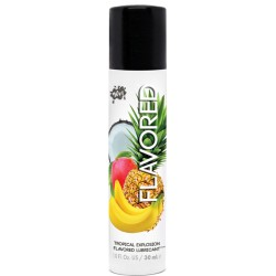 Wet Flavored Tropical Explosion 1 Oz