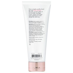 Pole Polish Kissable Massage Cream Simply Naked 4 Fl Oz.