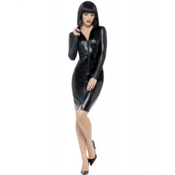 Fever Miss Whiplash Pencil Dress - Small